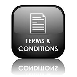 Casino bonus terms and conditions
