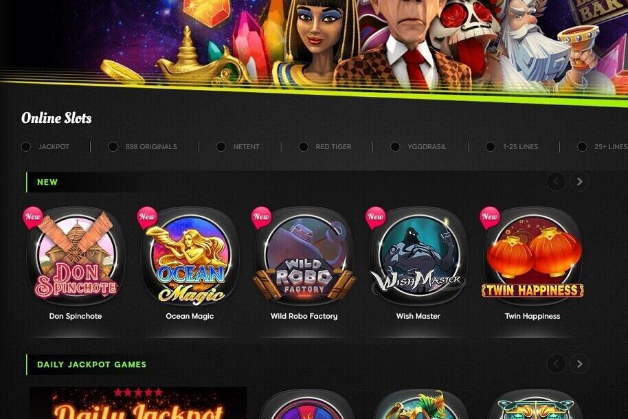 Casino 888 free play warioware inc mega microgame mona