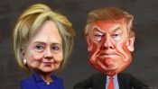 Canadian Bettors Gamble Heavily On 2016 US Presidential Election