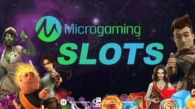 Microgaming Launching Numerous New Online Slots